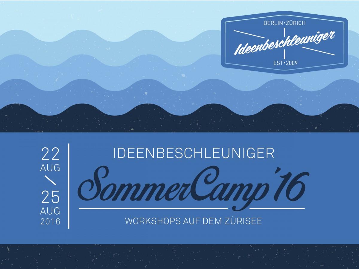 Ideenbeschleuniger SommerCamp '16